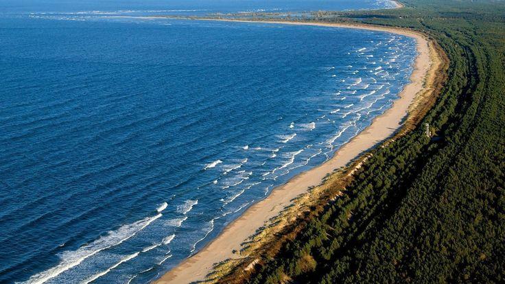 Image result for gdańsk plaża