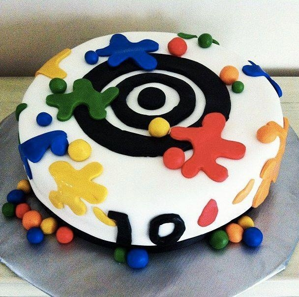 Best Cakes Paintball Images On Pinterest Paintball Cake - 11th birthday cake ideas