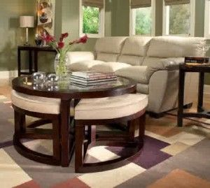 13 best Coffee Tables with Seating images on Pinterest