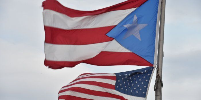 Voters in Puerto Rico head to the polls Sunday to decide whether to back a bid to make the U.S. territory the 51st state, at a time when the island is gripped by an economic crisis.