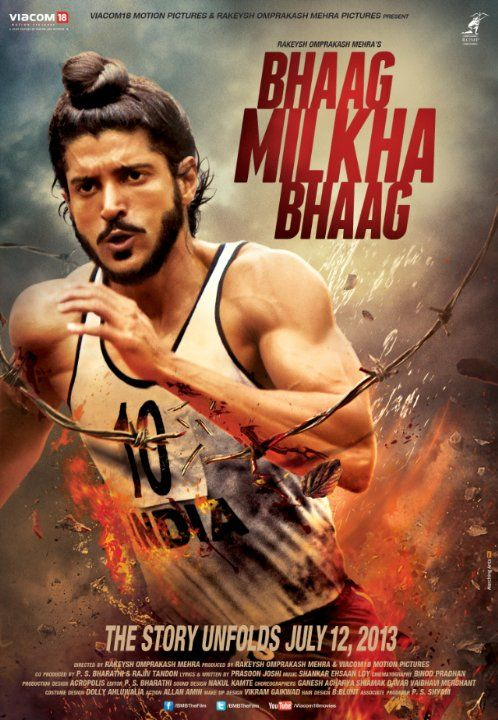 Starring:Farhan Akhtar and Sonam Kapoor 2012 Movie IMDb:8.4 The Flying Sikh nicknamed, one of India's famous athletes Milkh Sing in real-life story that tells a biography how it affects people's lives in filmi.hindis and Pakistan war, family, life, success, love, even the film an athlete has paid the consequences of a war that leaves in the background with the tragedy. 'Run Milkh to' run .. actually she ran a child escaped from death.A movie that deserves many awards.
