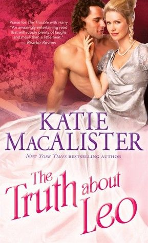 The Truth About Leo (Noble, #4) by Katie MacAlister. LibraryReads pick August 2014.