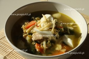 Zdecydowany faworyt w kategorii zupa!