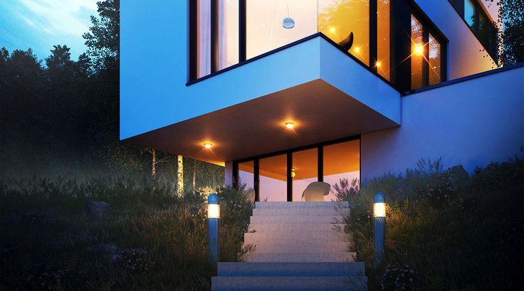 Making of House 2P by Mark La Frenais