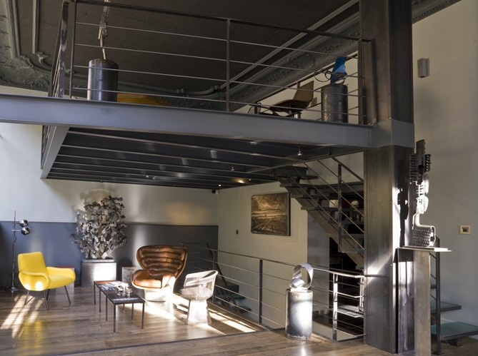Mezzanine Loft 133 best mezzanine images on pinterest | stairs, architecture and home