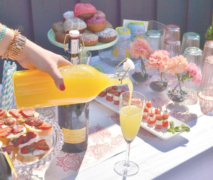 Stella And Dot Trunk Show Food Ideas