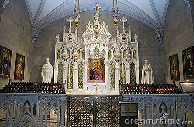 Our Lady of Czestochowa Shrine. beautiful