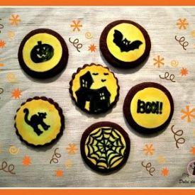 Biscotti di Halloween. Condivisa da: http://www.dolcidasogno.com