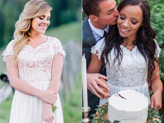 21 Vestidos de Noiva Achados no Instagram   A Noiva SUD
