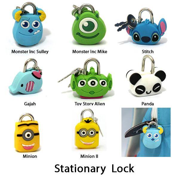 Stationary Lock. 25k