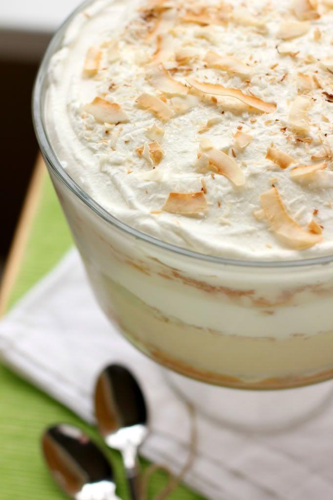 Tres leches pastel de coco Bagatela - Willow Ave Hornear