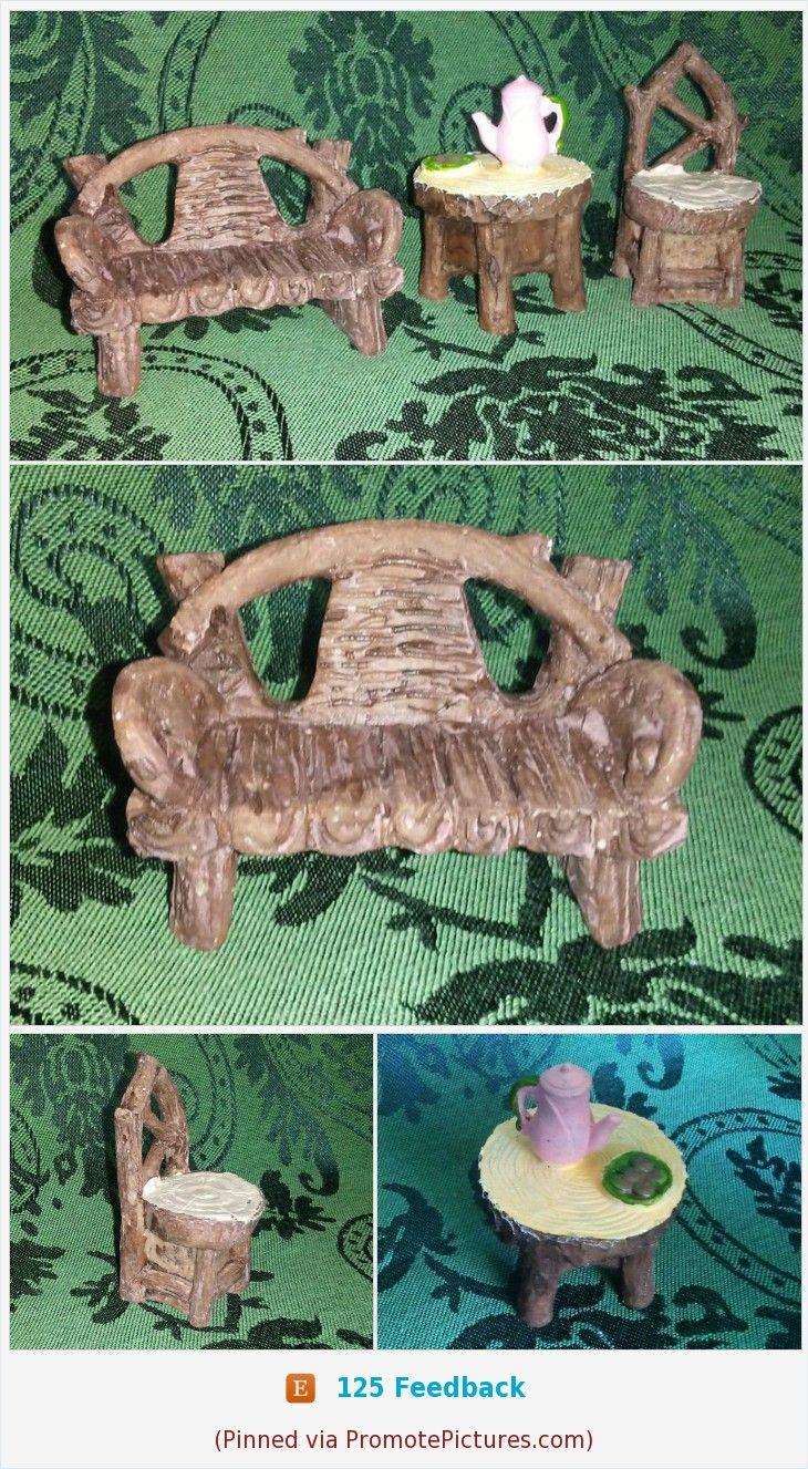 "Dollhouse Miniature Fairy Garden Barnyard Sheep 1 3//4/"" tall"