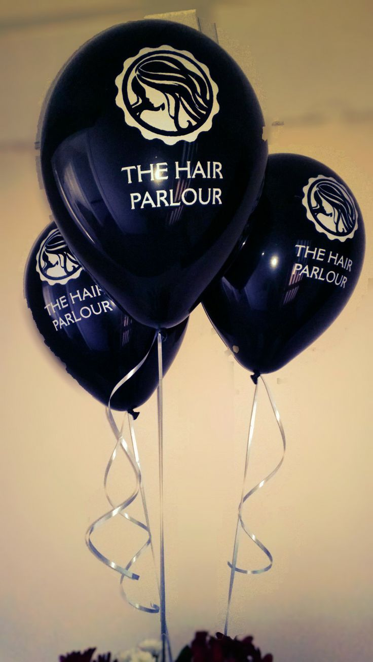 Hair Parlour balloons #openingday