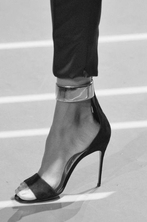 Silver blonde | Alexandre Vauthier S/S 2013