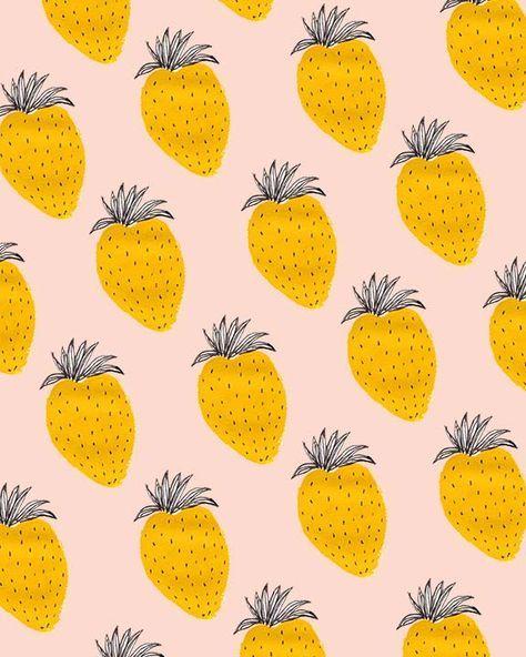 BOUFFANTS & BROKEN HEARTS / Yellow Strawberries.