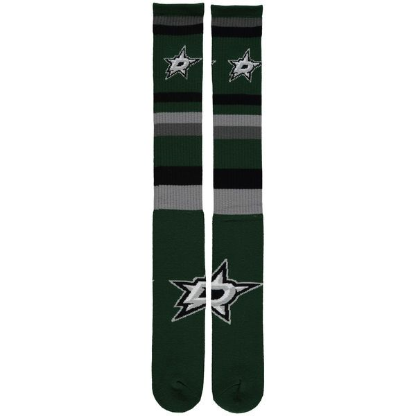 Dallas Stars For Bare Feet Squad Stripe Tube Socks - $11.99