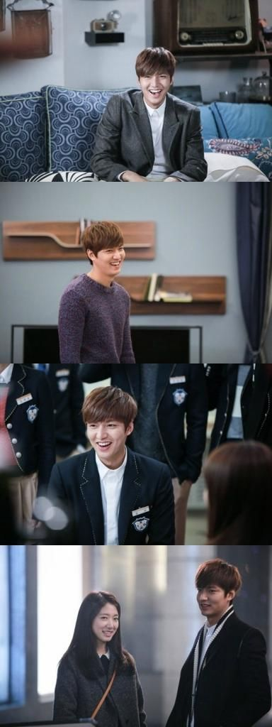 Happy Filming Stills as the Cast of Heirs Prepares to Say Goodbye | A Koala's Playground