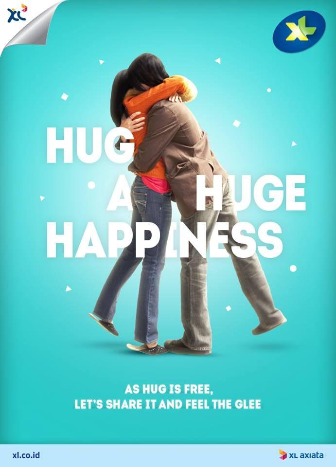 Who did you guys hug on World Hugging Day yesterday? :)