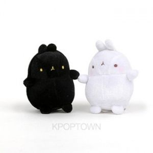SBS Drama A Gentleman's Dignity - Molang Ear Cap / Dust Plug For Mobile Phone