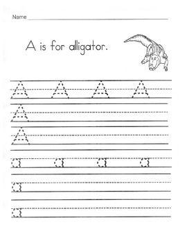 free 5 letter a worksheets alphabet phonics worksheets handwriting practice pinterest. Black Bedroom Furniture Sets. Home Design Ideas