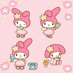 My Melody My Melody Pinterest My Melody