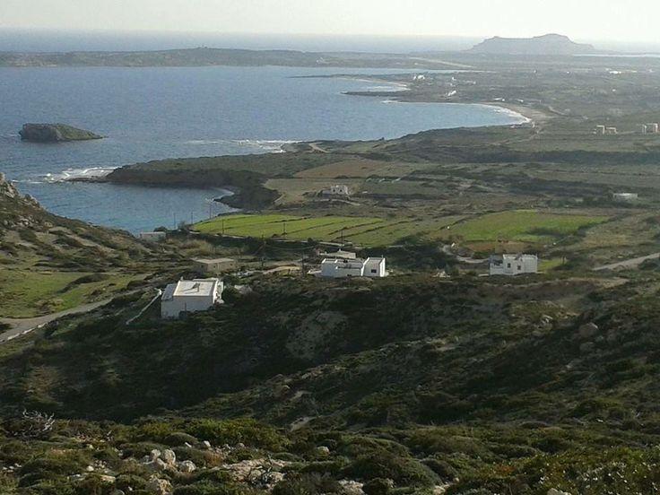 Afiartis - Karpathos, Windsurfing training area #greece #south_aegean #aegean