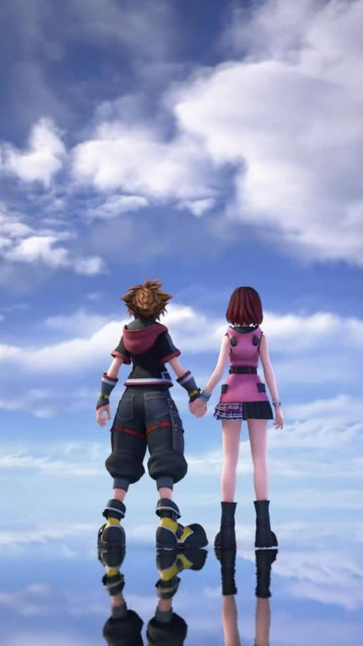 20 Kingdom Hearts 3 Phone Wallpaper Hd Backgrounds Iphone Android Free Characters Art Download Kingdom Hearts Phone Wallpaper Kingdom Hearts 3 Lock screen kingdom hearts 3 iphone