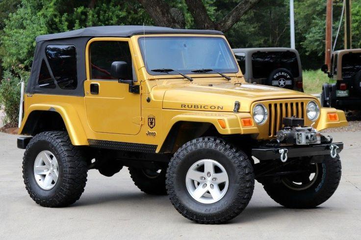 2003 Jeep Wrangler $0 http://www.selectjeeps.com/inventory/view/10203978