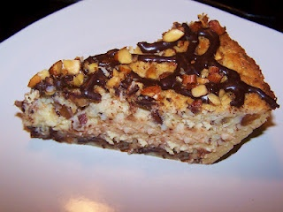 Impossible Almond Joy Pie  ~GF bisquick