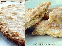 Schiacciunta - Schiaccia dolce tipica Elbana - Isola d'Elba