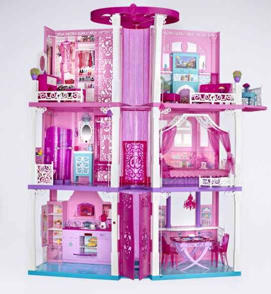 Lovely Newest Newly Renovated story Barbie Dream House