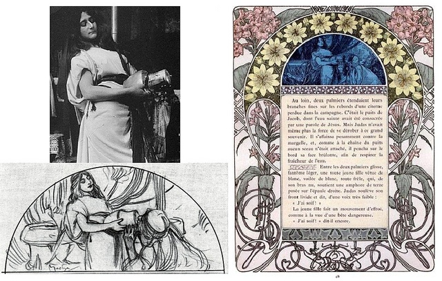 17 best images about art alphonse mucha on pinterest le 39 veon bell morning star and poster - Cloche de paques ...
