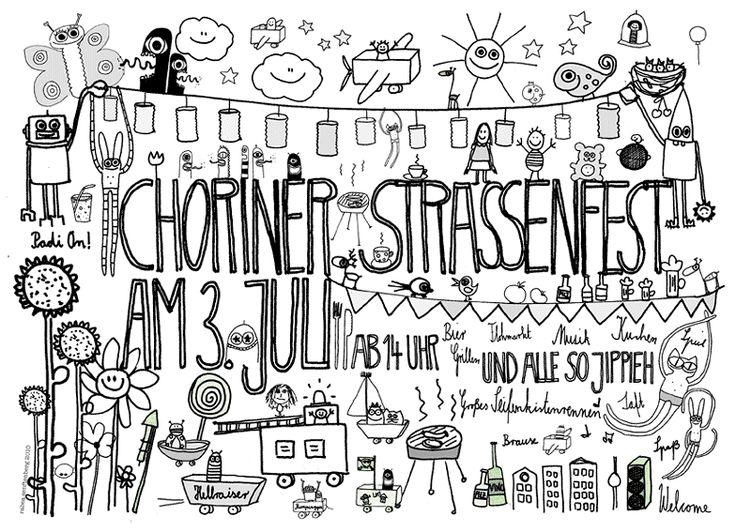 Choriner Straßenfest 2010