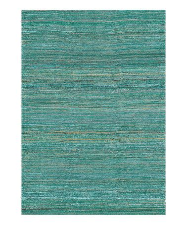 LOVE this color /Take a look at this Mediterranean Oliver Rug by Loloi Rugs on #zulily today!