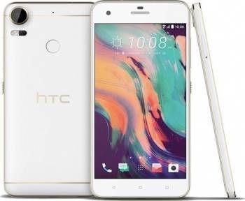 Telefon Mobil HTC Desire 10 Lifestyle 32GB 4G White General Dual Sim: Nu Retea (MHz) 2G: GSM 850 / 900 / 1800 / 1900 - SIM 1 & SIM 2 Retea (MHz) 3G: