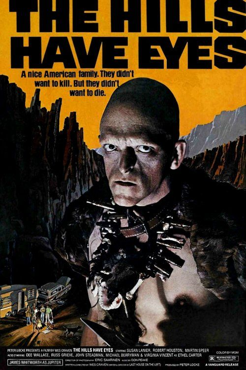 Watch The Hills Have Eyes (1977) Full Movie HD Free Download