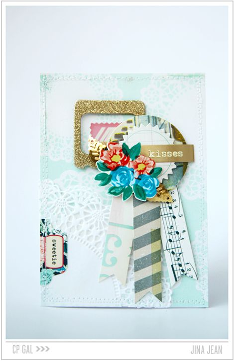 Crate Paper | CP Gal Jina Jean | Mother's Day Card