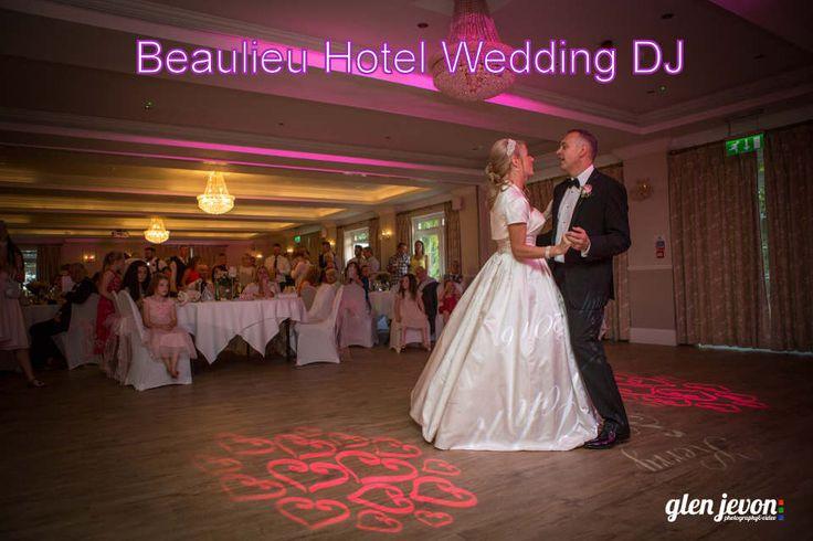Beaulieu Hotel Wedding DJ Martin Lake - John & Kerry's First Dance