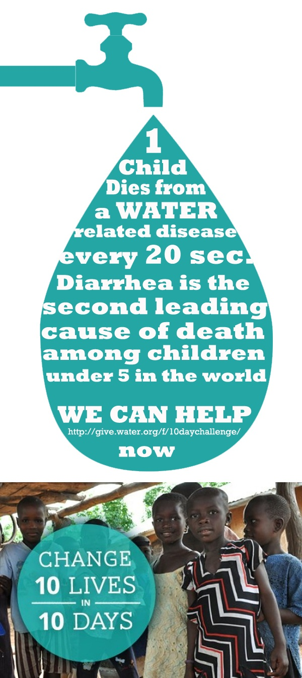 See how you can help :: Change 10 Lives in 10 Days ::: Water Org, Africa Schools, Inspirations Fav Quotes, Changing Ten, Wild Things Org, Africa Inspiration, 10 Living, Aspire Inspiration, Ten Living