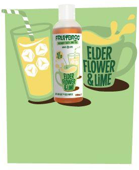 """Elderflower & Lime Tea """"Refreshingly Posh"""" (Guilt-Free & 100% Natural)"""