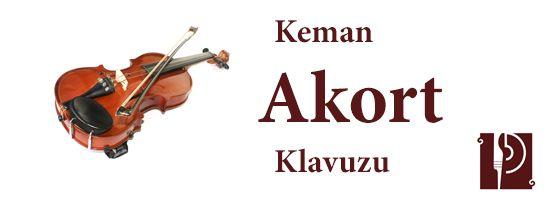 Keman Akort Klavuzu