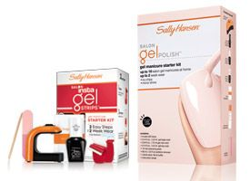 If you want it done right...: Sally Hansen Gel Strips & Polish Kits - Review