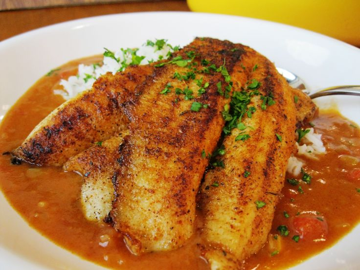 Recently featured on Emeril's Florida: Cool Places and a Fishing Trip. You can serve the fish in whole fillets over the rice and court bouillon, or…