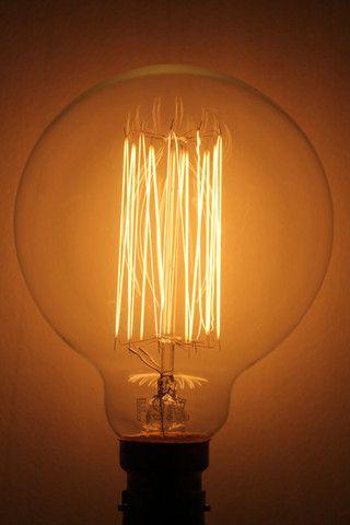 Edison bulb. 25w filament bulb. Classic vintage style look. Dimmable bulb - Fat Shack Vintage - Fat Shack Vintage