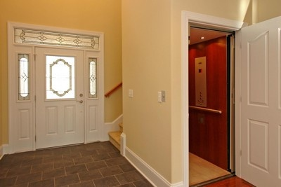 10 best universal design images on pinterest handle for Custom home elevator