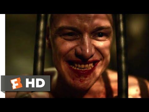 Split - Rejoice!: Casey (Anya Taylor-Joy) comes face to face with The Beast (James McAvoy). BUY THE MOVIE: https://www.fandangonow.com/details/movie/split-2017/MMVDC9277342F67A0F0E40C38FE7409DC459?cmp=Movieclips_YT_Description  Watch the best Split scenes & clips: https://www.youtube.com/playlist?list=PLZbXA4lyCtqpA5rO1JMvs26yoEaXcZiEA  FILM DESCRIPTION: Though Kevin (James McAvoy) has evidenced 23 personalities to his trusted psychia...