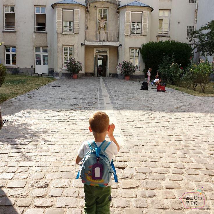C'est le dernier jour d'école pour nos petits choux !ELO is BIO vous souhaite d'excellentes vacances à tous !