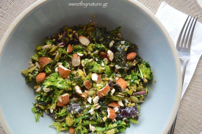 Σαλάτα με Kale & Κινόα_2