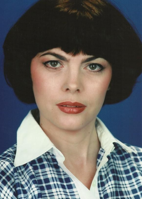 Mireille Mathieu 70'S Photo 18x24cm | eBay