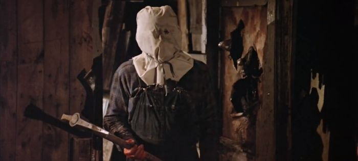 Jason Voorhees(Friday The 13th Part 2) played by Warrington Gillette